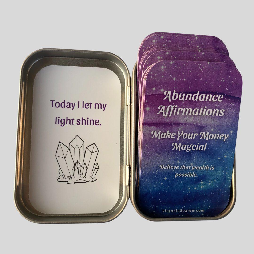 Abundance Cards (14)