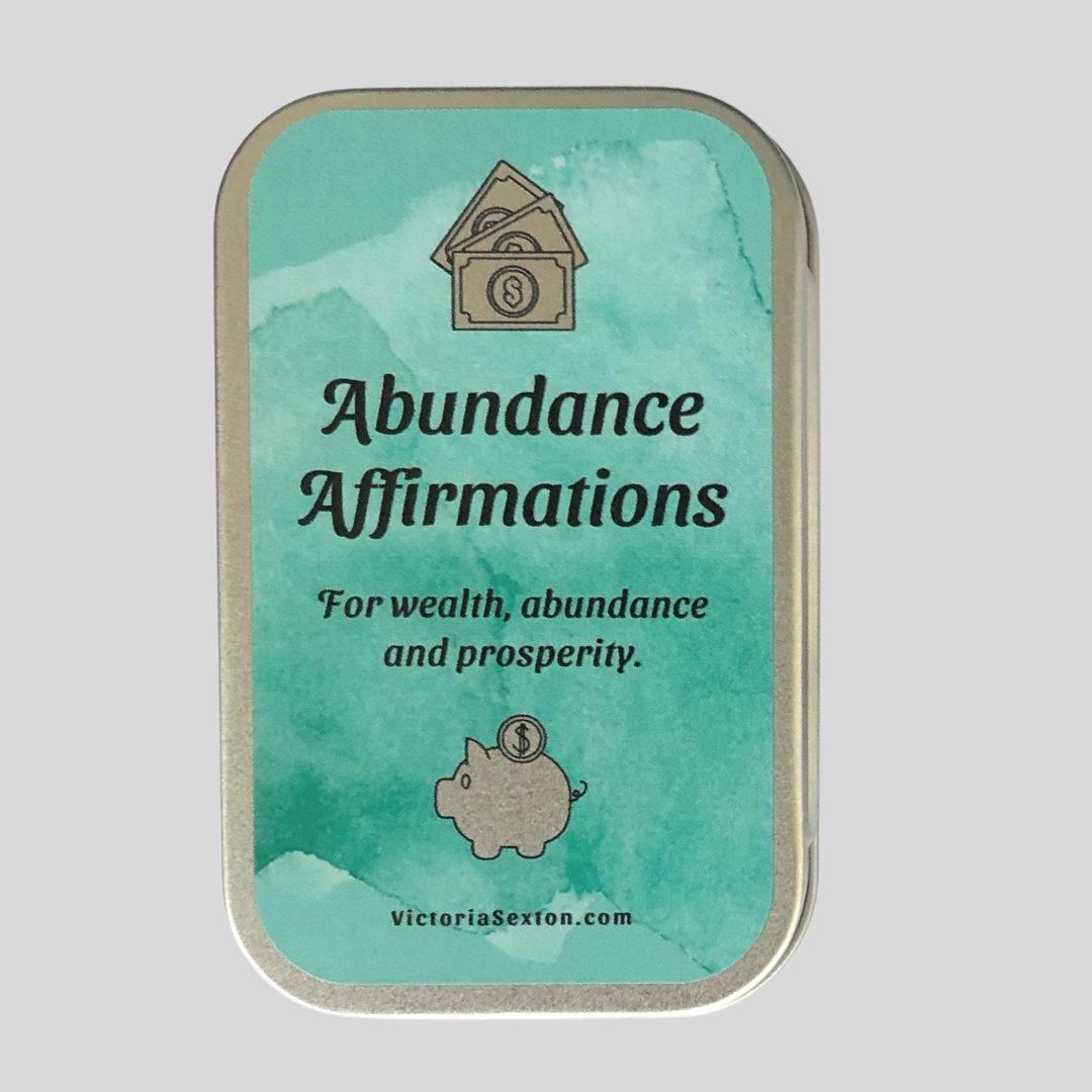 Abundance Cards (13)